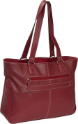 """Stafford Pro Leather Laptop Tote 15.6"""""""