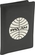 Passport Cover (Black/Vintage White