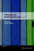 Principles of Employment Law ,