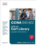 CCNA 640-802 Official Cert Library [With 2 DVDs]