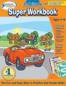 Hooked on Phonics 2nd Grade Super Workbook (Hooked on Phonics