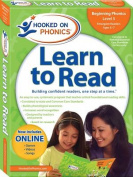Hooked on Phonics Learn to Read, First Grade, Level 1 [With Workbook and DVD and Storybooks, Quick Start Guide]