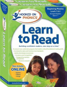 Hooked on Phonics Learn to Read, First Grade, Levels 5 & 6 [With Quick Start Guide and Sticker(s) and Workbook and DVD and Paperback Book]