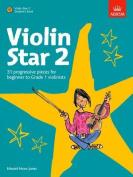 Violin Star 2, Student's book, with CD (Violin Star