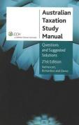 Australian Taxation Study Manual