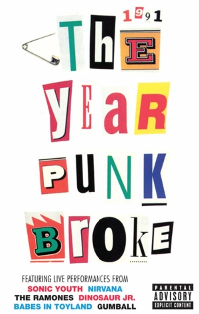 Sonic Youth: 1991 - The Year That Punk Broke [Regions 2,4] - DVD - New
