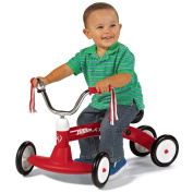 Radio Flyer Scoot About Trike - Red
