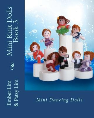 Mini Knit Dolls Book 3