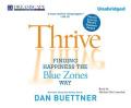 Thrive [Audio]