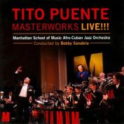 Tito Puente Masterworks Live!!! *