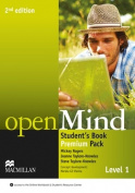 OpenMind Level 1 Student's Book + Webcode