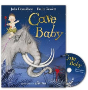 Cave Baby Book and CD Pack