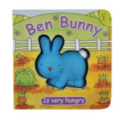 Ben Bunny Is Very Hungry (Squeaky Board Books) [Board book]