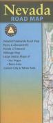 Benchmark Nevada Road Map (Benchmark Maps