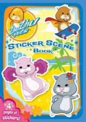 Zhu Zhu Pets Sticker Scene Book