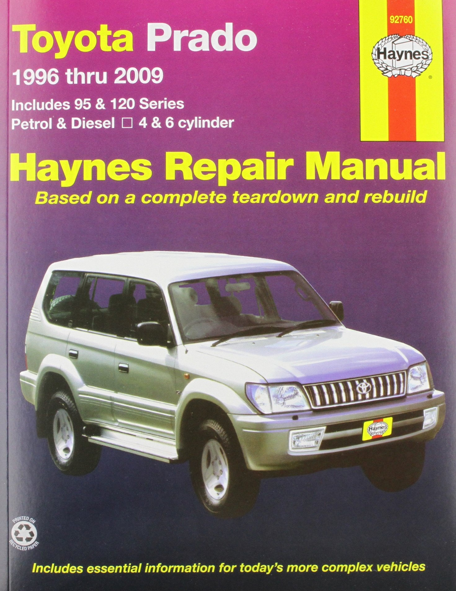 haynes manuals inc books buy online from fishpond co nz rh fishpond co nz 1990 Land Cruiser 2006 Land Cruiser