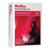 McAfee Total Protection 2009 - 3 User
