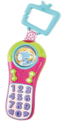 Bright Starts Click and Giggle Remote - Pink
