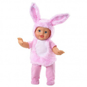 Little Mommy Sweet as Me Garden Party Dress Up Doll - Bunny