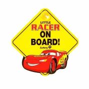 Safety 1st Disney Pixar Cars Racer on Board Sign