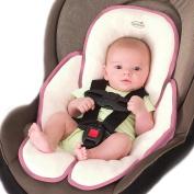 Summer Infant Velboa Snuzzler Head & Body Support - Pink