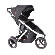Phil & Teds Vibe2 Buggy Stroller - Black