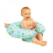Leachco Hug Tub Cushioned Bath Support - Frog Pond