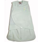 HALO SleepSack Swaddle in Microfleece Wearable Blanket - Sage