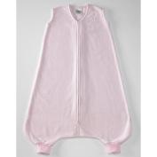 HALO Early Walker SleepSack Wearable Blanket in Fleece - Pink