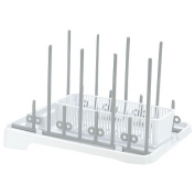 Especially for Baby BPA Free Fold Up Bottle Rack
