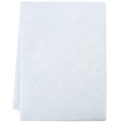 Carter's Keep-Me-Dry Flat Quilted Crib Pad - 68.6cm x 91.4cm