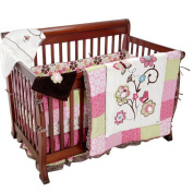 CoCaLo Taffy 6-Piece Crib Bedding Set