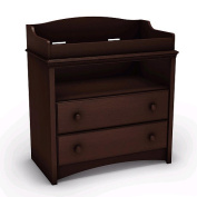 South Shore Angel Changing Table - Espresso