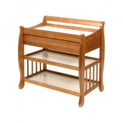 Stork Craft Heather Dressing Table with Drawer - Oak