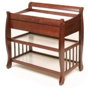Stork Craft Heather Dressing Table with Drawer - Cherry