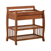 Stork Craft Heather Dressing Table with Drawer - Cognac