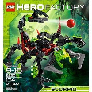 Lego Hero Factory Scorpio By Usa Toys Shop Online For Toys In New