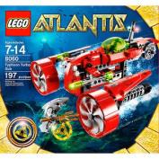 LEGO Atlantis - Typhoon Turbo Sub