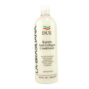 Due Keratin & Collagen Conditioner, 1000ml/33.8oz