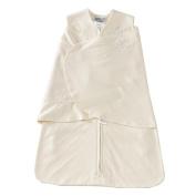 HALO SleepSack Swaddle Wearable Cotton Blanket - Cream