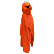 Elmo Hooded Blanket
