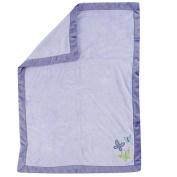 NoJo Beautiful Butterfly Fleece Blanket