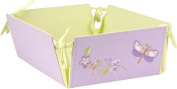 Little Boutique Storage with Ties - Lilac Dragonfly