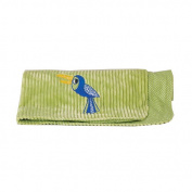 Cotton Tale Animal Tracks Crib Blanket