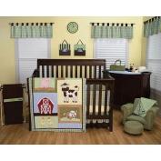 Trend Lab 102174 Receiving Blanket - Baby Barnyard