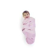 FAO Schwarz Swaddle Wrap - Pink
