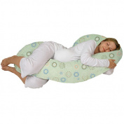 LeachCo Snoogle Chic Cover - Replacement Cover in Sunny Circles