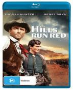 The Hills Run Red [Region B] [Blu-ray]