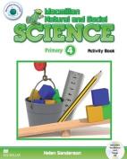Macmillan Natural & Social Science Level 4 Activity Book Pack
