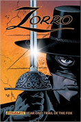 Zorro Year One, Volume 1